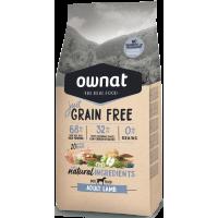 OWNAT grain free JUST jagnjetina 3kg