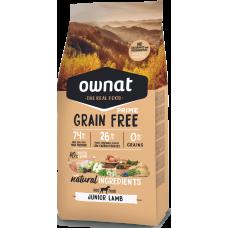 OWNAT grain free PRIME junior jagnjetina 3kg