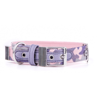 MYF Ovratnica WEST POINT military pink 37-45cm