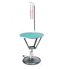 Miza za striženje in nego, hidravlična