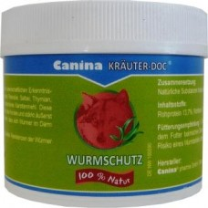 Kräuter-Doc - Wurmschutz - 25g - proti notranjim zajedavcem
