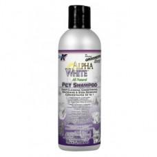 Double K  Alpha White šampon - 0,24l