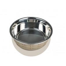 Posoda kovinska - 0,45 litra -14 cm