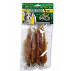 Piščančji file z ribo - 100g