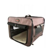 SOFT CRATE prenosna pasja hiška 64cm