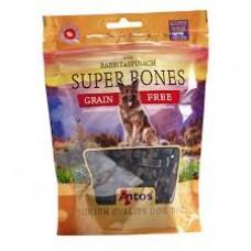 Antos SUPER Bones KUNEC&špinača  - 150 g
