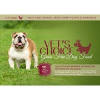 VET'S CHOICE grain free LIGHT - 2kg
