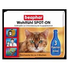Beaphar pipete za pomirjanje mačk -  3 pipete