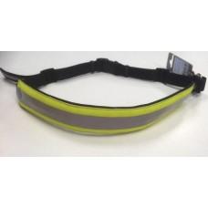 JOGGING belt - odsevni pas