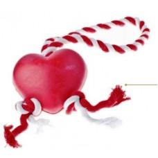 Igrača HEART z vrvjo