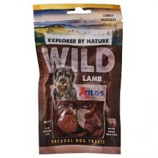 WILD jagnječji fileji chips -  80g