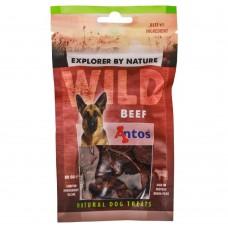 WILD govedina fileji chips -  80g