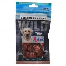 WILD tuna fileji chips -  80g