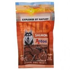 WILD losos fileji chips -  80g